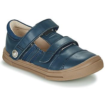 Boty Chlapecké Sandály GBB MANUK Modrá