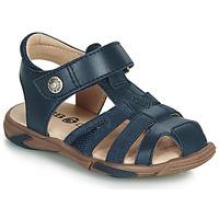 Boty Chlapecké Sandály GBB LUCA Modrá