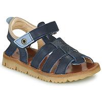 Boty Chlapecké Sandály GBB PATHE Modrá