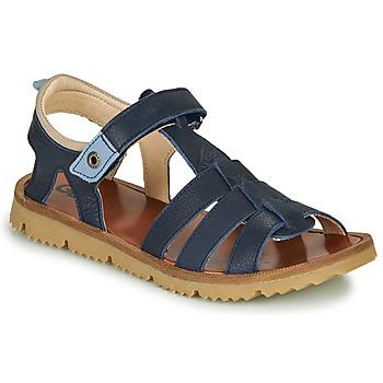 Boty Chlapecké Sandály GBB PATHE Tmavě modrá
