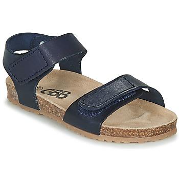 Boty Chlapecké Sandály GBB KIPILO Tmavě modrá
