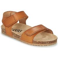 Boty Chlapecké Sandály GBB KIPILO Hnědá
