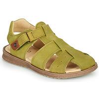 Boty Chlapecké Sandály GBB JAMIK Zelená