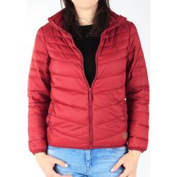 Textil Ženy Prošívané bundy Lee Light Puffer Bright Burgundy L58PSZPR burgundy