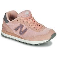 Boty Ženy Nízké tenisky New Balance WL515GBP-B Růžová