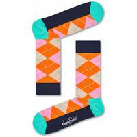 Textilní doplňky Muži Ponožky Happy Socks Argyle sock Vícebarevné