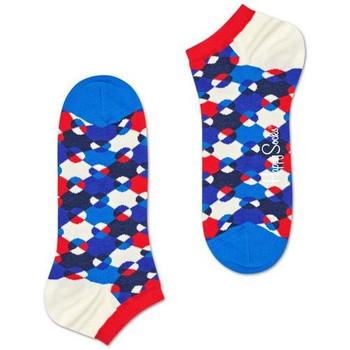 Textilní doplňky Ponožky Happy Socks Diamond dot low sock Vícebarevné