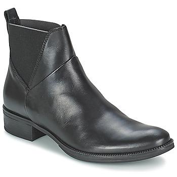 Boty Ženy Kotníkové boty Geox MENDI ST D Černá