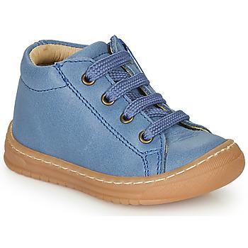 Boty Chlapecké Kotníkové tenisky GBB HIPOTE Modrá