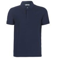 Textil Muži Polo s krátkými rukávy Lacoste PARIS POLO REGULAR Tmavě modrá