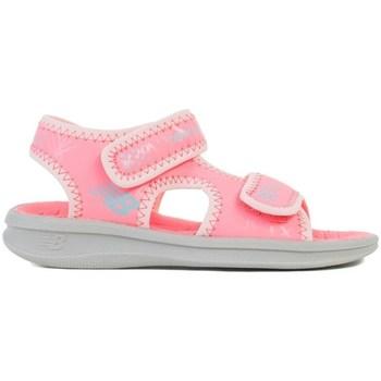 Boty Děti Sportovní sandály New Balance 2031 Růžové