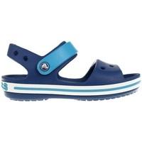 Boty Chlapecké Sandály Crocs Crocband Modré