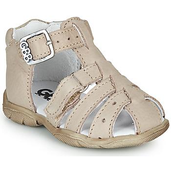 Boty Chlapecké Sandály GBB ARIGO Bílá