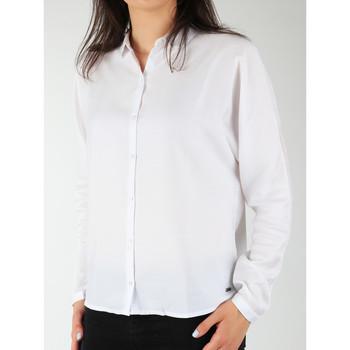 Textil Ženy Košile / Halenky Wrangler Relaxed Shirt W5213LR12 white