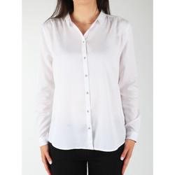 Textil Ženy Košile / Halenky Wrangler L/S Relaxed Shirt W5190BD12 white