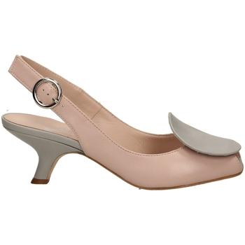 Boty Ženy Sandály Mivida NAPPA light-rosa-grigio
