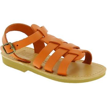 Boty Děti Sandály Attica Sandals PERSEPHONE CALF ORANGE arancio