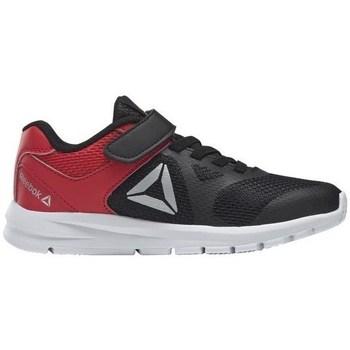 Boty Děti Běžecké / Krosové boty Reebok Sport Rush Runner Černé,Červené,Šedé