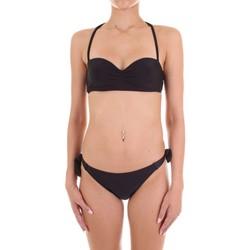 Textil Ženy Bikini Joséphine Martin GINEVRA Černá