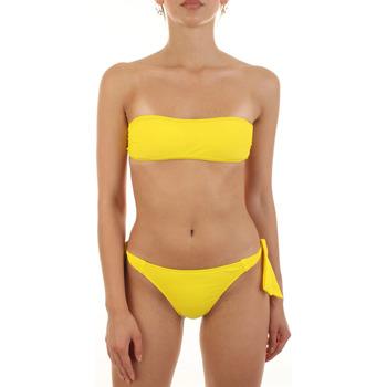 Textil Ženy Bikini Joséphine Martin SARA Žlutá