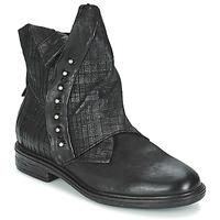 Boty Ženy Kotníkové boty Airstep / A.S.98 ETIENNE Černá