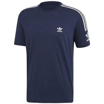 Textil Muži Trička s krátkým rukávem adidas Originals Lock UP Tee