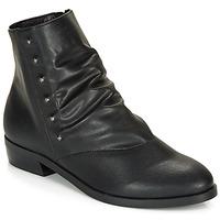 Boty Ženy Kotníkové boty André ELIPSE Černá