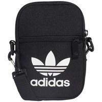 Taška Kabelky přes rameno adidas Originals Fest Bag Trefoil Černé