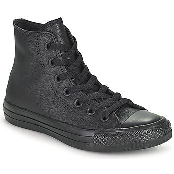 Kotnikove tenisky Converse CHUCK TAYLOR ALL STAR MONO HI Černá 350x350
