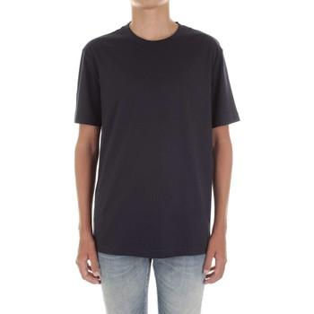 Textil Muži Trička s krátkým rukávem Calvin Klein Jeans K10K103333 Modrá