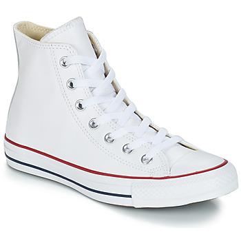Boty Kotníkové tenisky Converse Chuck Taylor All Star CORE LEATHER HI Bílá