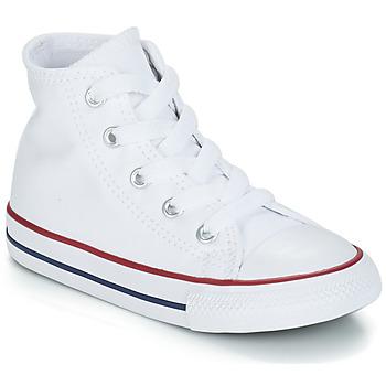 Converse Tenisky Dětské CHUCK TAYLOR ALL STAR CORE HI - Bílá