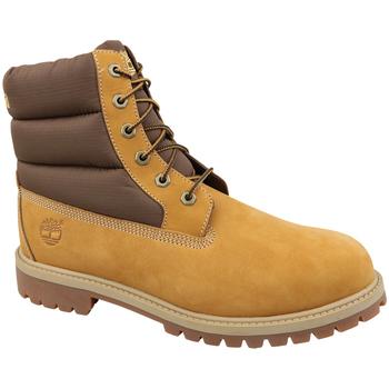 Boty Děti Pohorky Timberland 6 In Premium Boot jaune