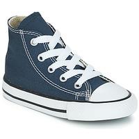 Boty Děti Kotníkové tenisky Converse CHUCK TAYLOR ALL STAR CORE HI Tmavě modrá