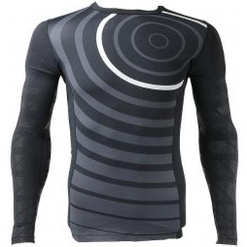 Textil Muži Mikiny Asics Recovery Top šedá