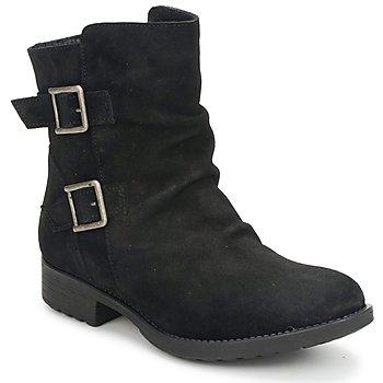Boty Ženy Kotníkové boty Casual Attitude RIJONES Černá