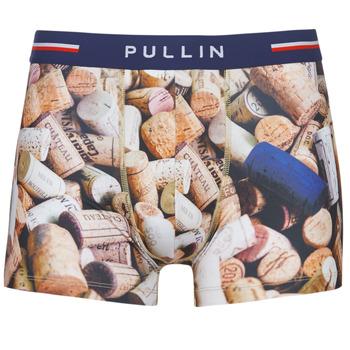 Spodní prádlo  Muži Boxerky Pullin MASTER LYCRA Vícebarevná