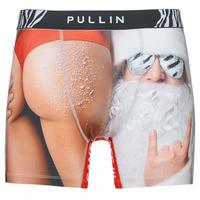 Spodní prádlo  Muži Boxerky Pullin FASHION LYCRA Vícebarevná