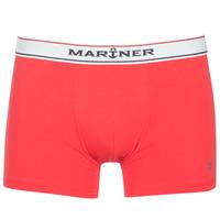 Spodní prádlo  Muži Boxerky Mariner JEAN JACQUES Červená