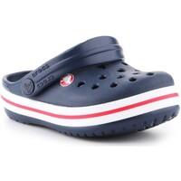 Boty Děti Pantofle Crocs Crocband clog 204537-485 navy