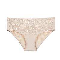Spodní prádlo  Ženy Kalhotky PLAYTEX FLOWER ELEGANCE Béžová