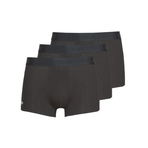 Spodní prádlo  Muži Boxerky Lacoste 5H3407-031 Černá