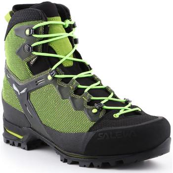 Boty Muži Pohorky Salewa Trekking shoes  Ms Raven 3 GTX 361343-0456 green