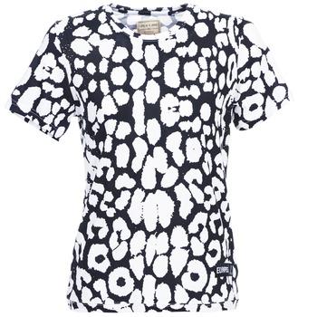 Textil Ženy Trička s krátkým rukávem Eleven Paris BIRINA Černá