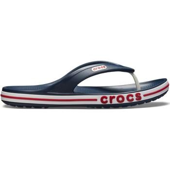 Boty Muži Žabky Crocs™ Crocs™ Bayaband Flip Navy/Pepper