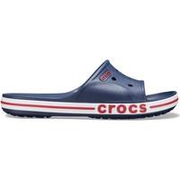 Boty Muži pantofle Crocs™ Crocs™ Bayaband Slide Navy/Pepper