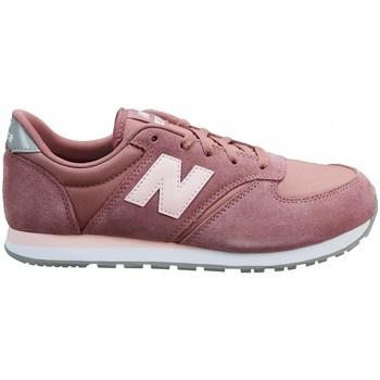 Boty Děti Nízké tenisky New Balance YC420PP Růžové