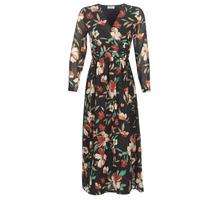 Textil Ženy Společenské šaty Betty London LIMBA Černá / Vícebarevná