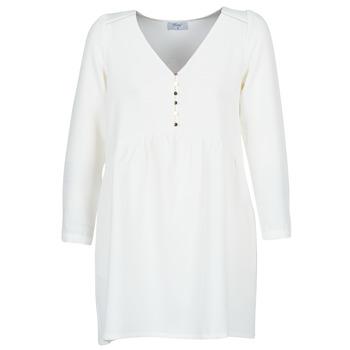 Textil Ženy Krátké šaty Betty London LADY Bílá