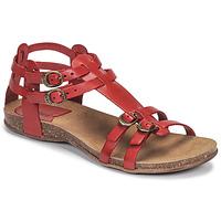 Boty Ženy Sandály Kickers ANA Červená